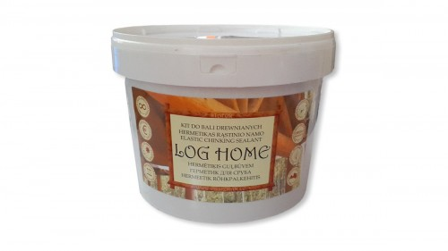 Kit Log Home 10 l